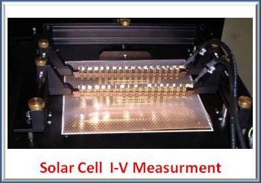 Solar I-V Measurement